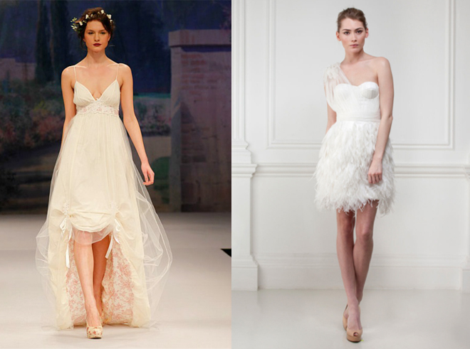 Bench 39 s blog in fact he 39s designing her wedding dress for Coco chanel wedding dress